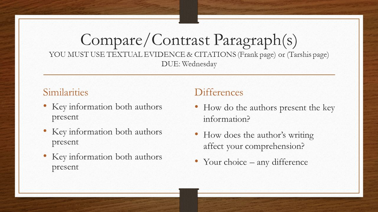 compare contrast authors Books shelved as compare-and-contrast: the true story of the 3 little pigs by jon scieszka, stellaluna by janell cannon, the stinky cheese man and other .