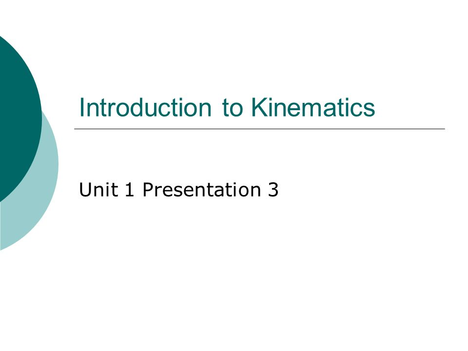 introduction to kinematics [pdf]free introduction to kinematics download book introduction to kinematicspdf dcm tutorial – an introduction to orientation kinematics.