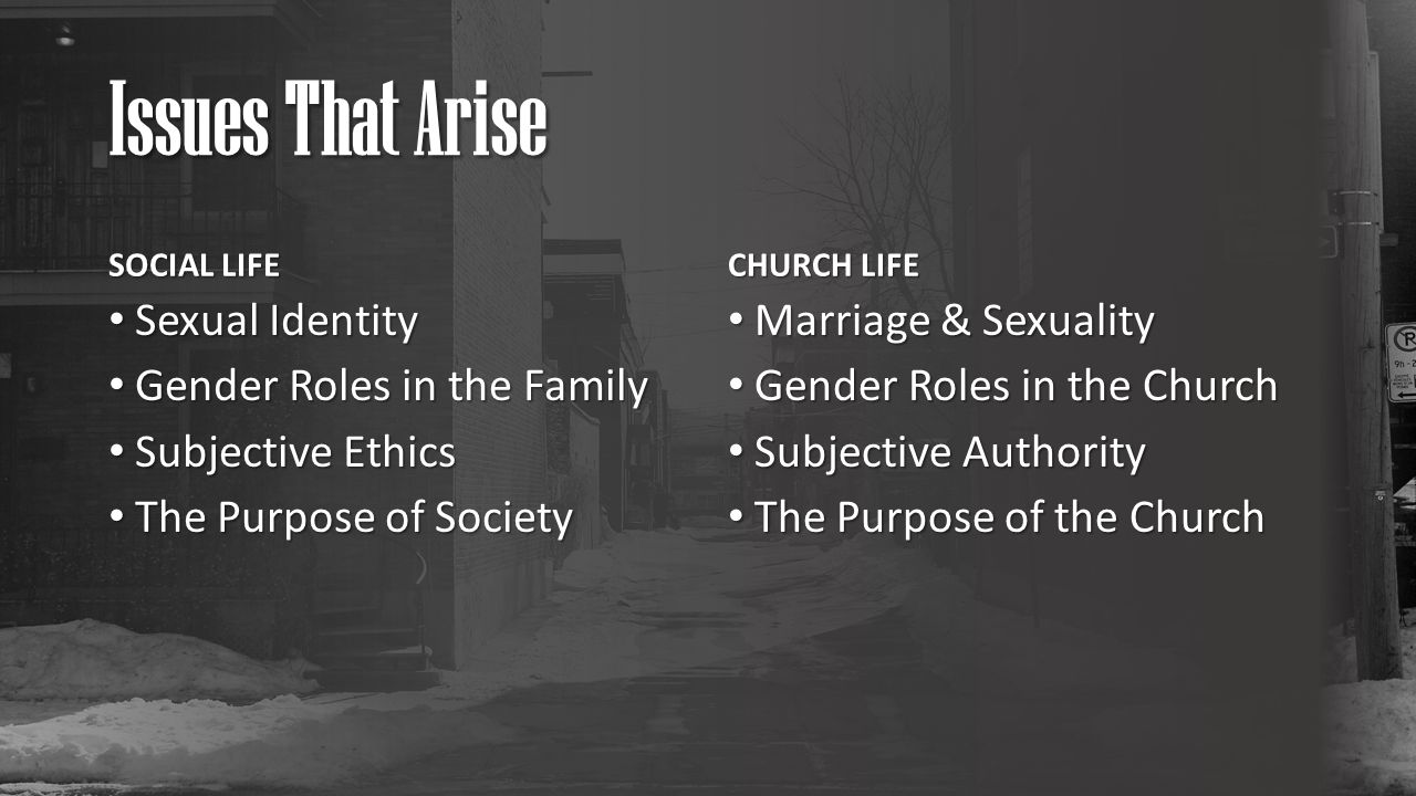 What Is The Role Of The Church In Society?