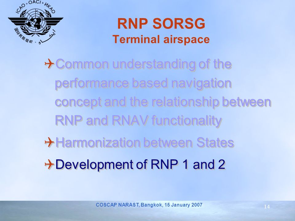 what is the relationship between rnav gps and rnp
