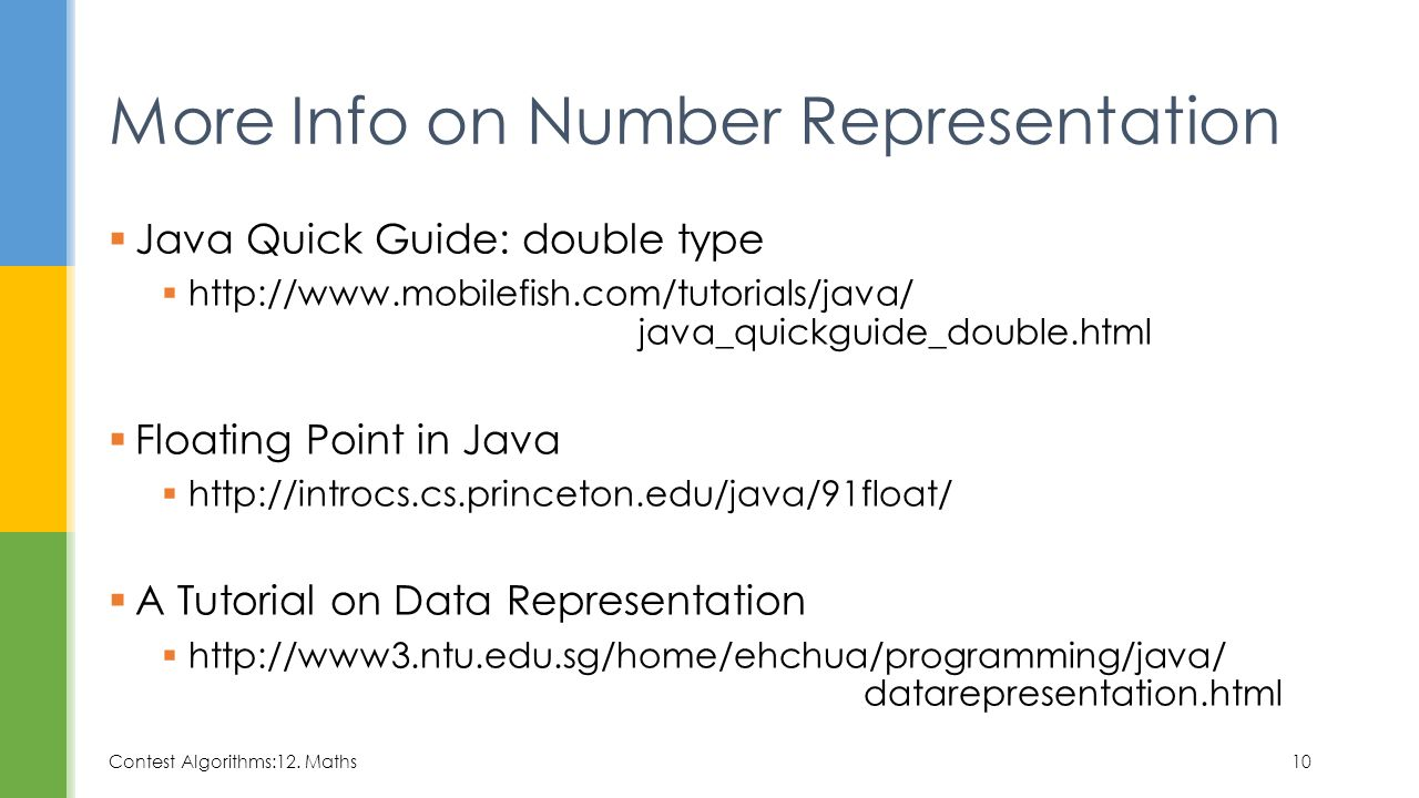 Java point tutorials image collections any tutorial examples java quick tutorial choice image any tutorial examples assorted maths and stats functions ppt download 10 baditri Gallery