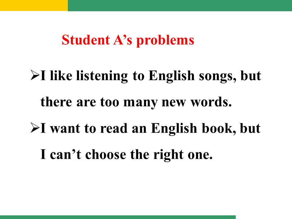 What are the Difficulties and problems in learning English?