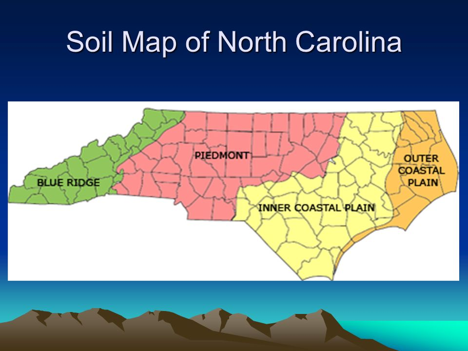Maps North Carolina Ppt Download - Map of n carolina