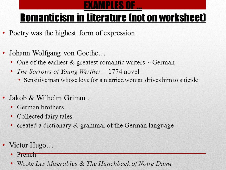 Examples Of Diction In Literature Nationalist Rev...