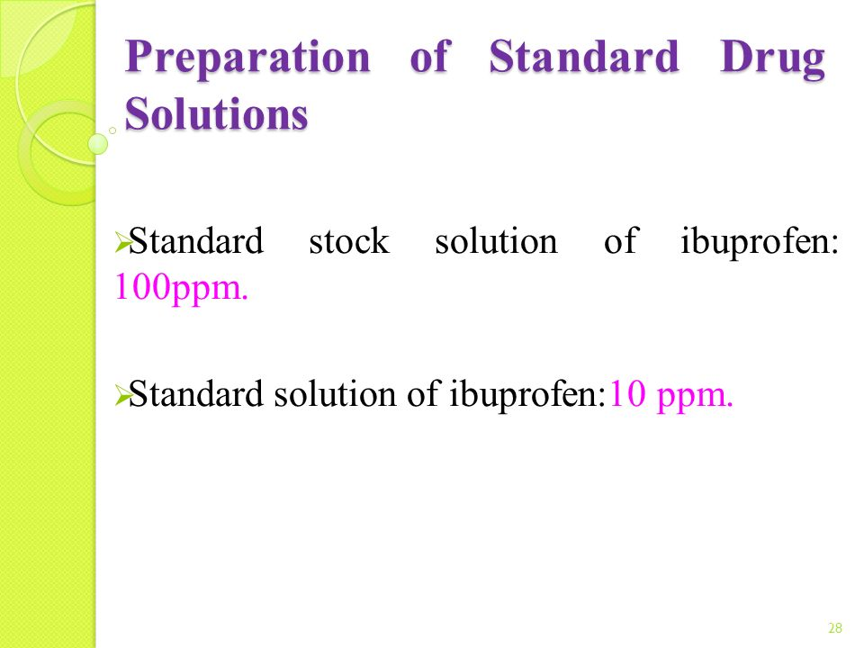 solution preparation and standardization Experiment 6 acid base titration since we are working in the precise transfer mode, we will prepare the standard solution directly in a volumetric flask.