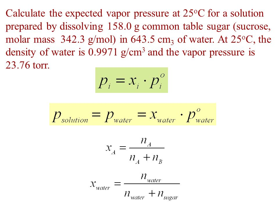 how to calculate pressure change using mb
