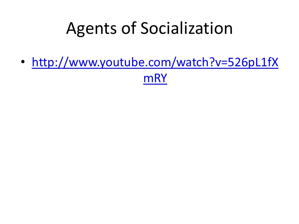 agents of socialization essay 3 Essay on agents of socialization socialization is the process of social interaction through which people acquire personality and learn the ways of their society it is an essential link.