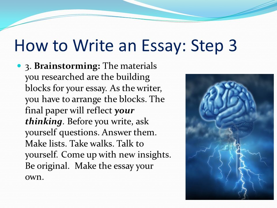 essential skills for writing ppt  4 how
