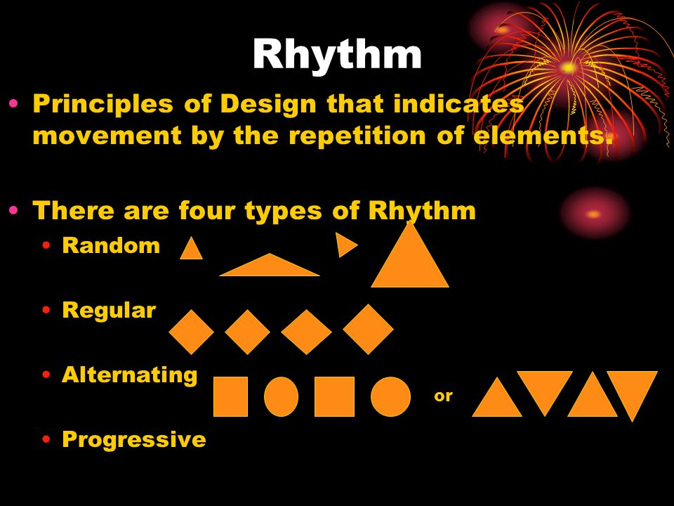 The Principles of Design - ppt video online download