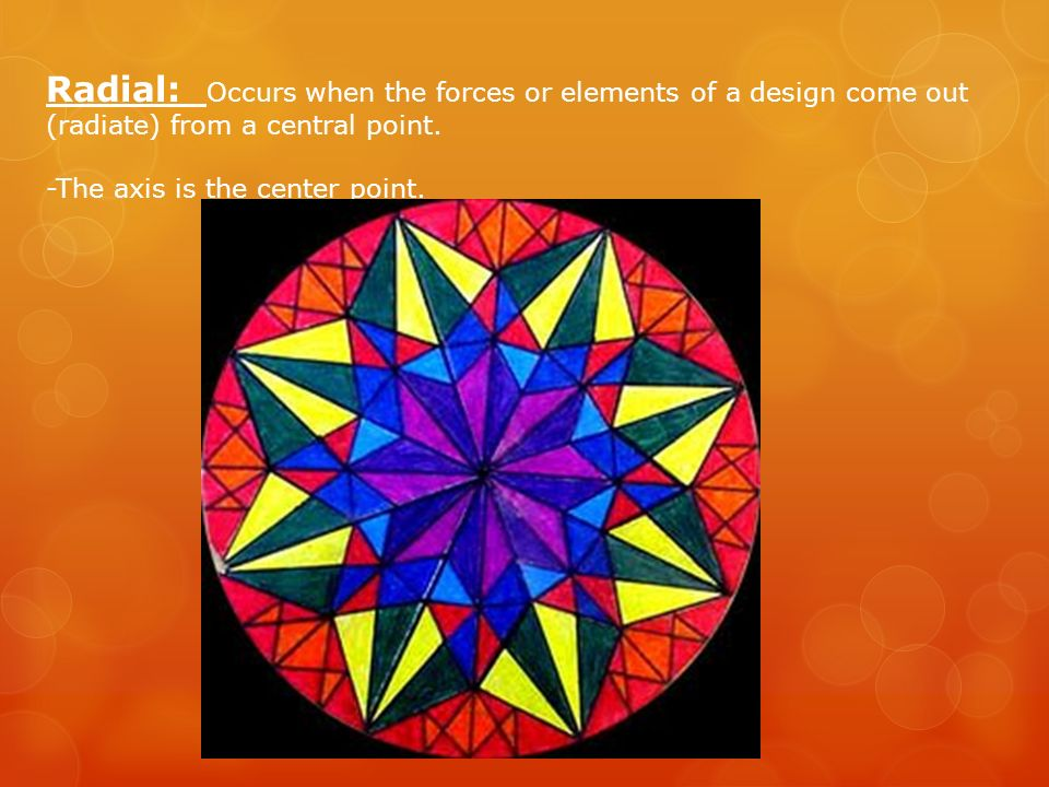 "Elements Of Design Point : Elements of art ""my belief is that it most important"