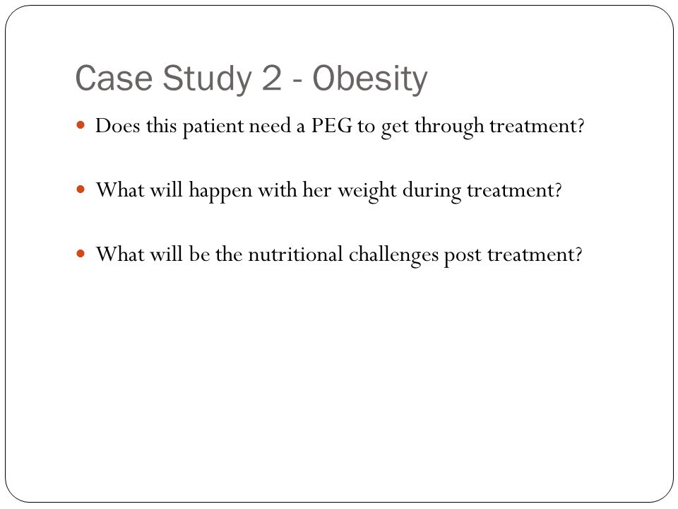 a case study of change obesity Case studies tackling childhood obesity with advocacy  resource in the effort  to change local policies to better support the fight against childhood obesity.