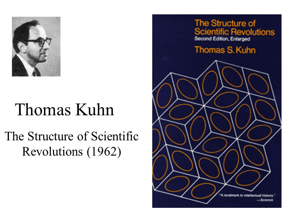 the structure of scientific revolutions The structure of scientific revolutions (1962 second edition 1970) is a book about the history of science by philosopher thomas s kuhn its publication was a landmark event in the history , philosophy , and sociology of scientific knowledge and triggered an ongoing worldwide assessment and reaction in—and beyond—those scholarly communities.