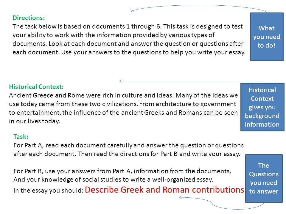 rome vs greece essay example Ap® world history 2010 scoring guidelines  of the essay be explicit  rome, the political.