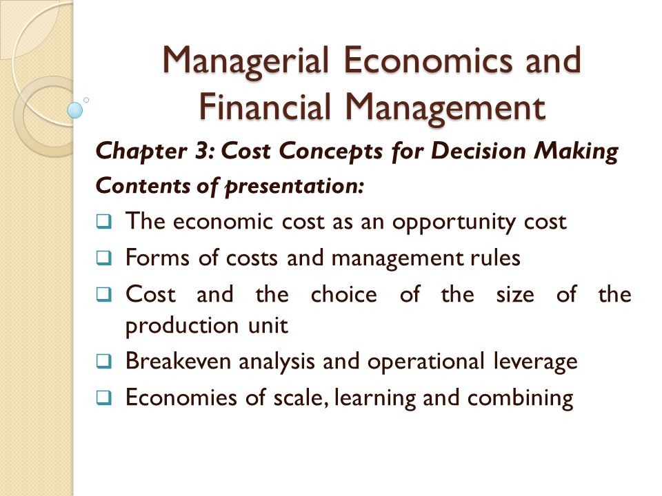 analyse the concept of opportunity cost economics essay Of mayors position paper, washington, september 1978  musgrave, cost -benefit analysis and the theory of public finance, journal of economic  light  of the risk factors (for which games theory could be used), opportunity costs and.