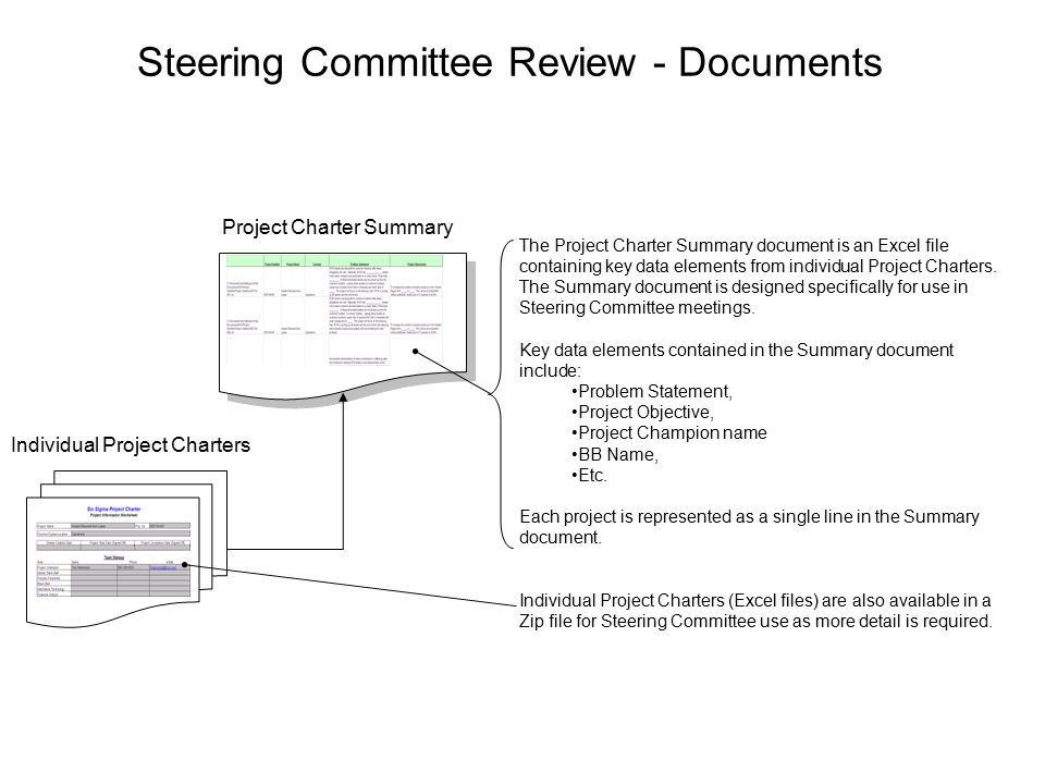 Steering document