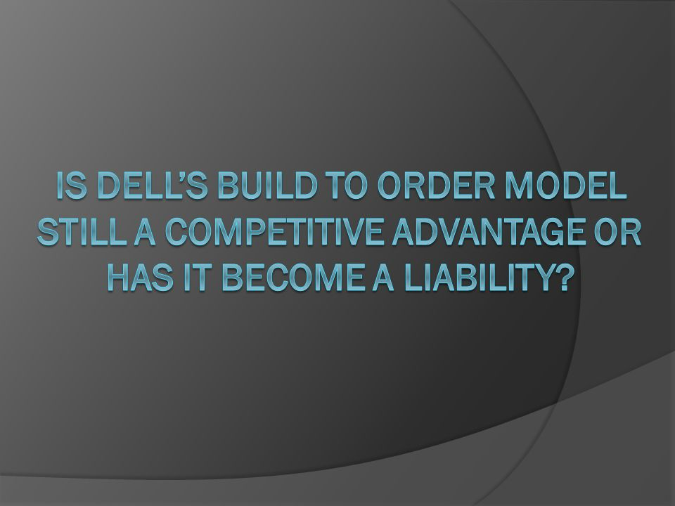 dell case study part a Case study by dell global brand  discovery is an integral part of the  we designed the dell 2011 corporate responsibility report to highlight how our .