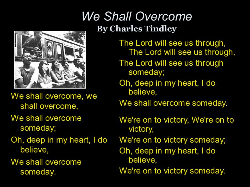 We Shall Overcome >> Bell Ringer!!!! Take out your Graphic Organizer to be checked for 1-6 on the Bill of Rights side ...