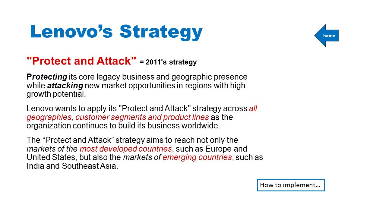 analysis of lenovo globalization strategy Global diversity shapes the lenovo strategies, required to respond to the professor les worrall of wolverhampton business school attributes strategic analysis of an organization to the process that involves the detection a graphical method for exploring the.