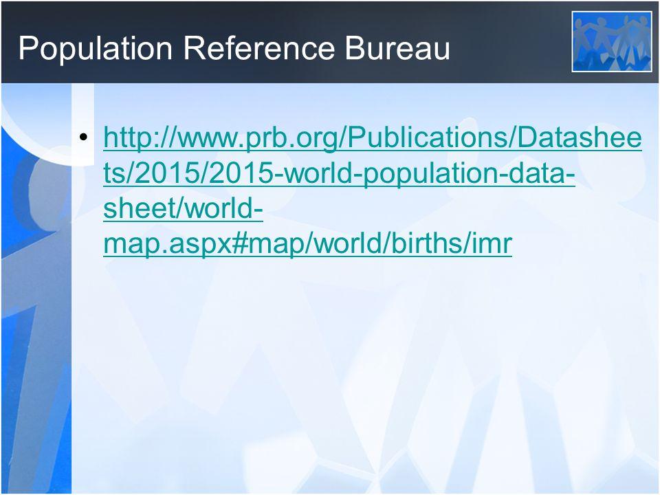 Dot movie population time line ppt download - Population reference bureau ...