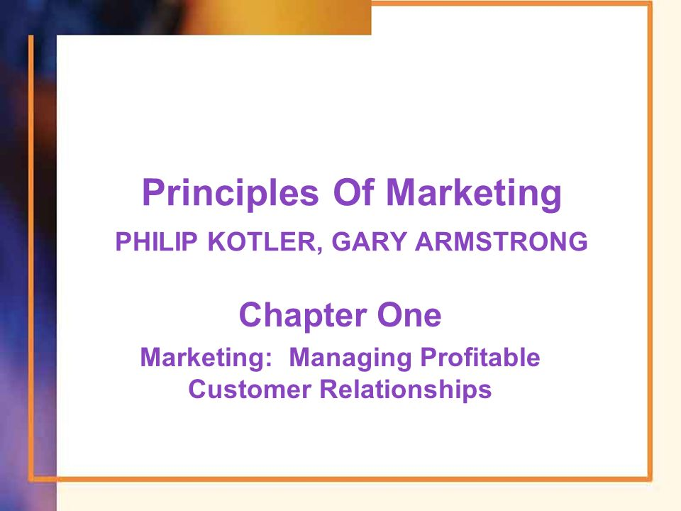customer relationship management definition by philip kotler biography