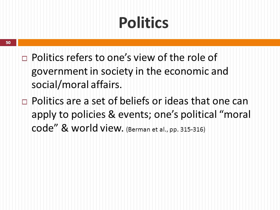 """an examination of the role of religion on politics and government On november 11, 2008, the yale political union (ypu) held a debate on the topic """"resolved: religion should have no place in government"""" ypu invited yours truly to argue in favor of that."""