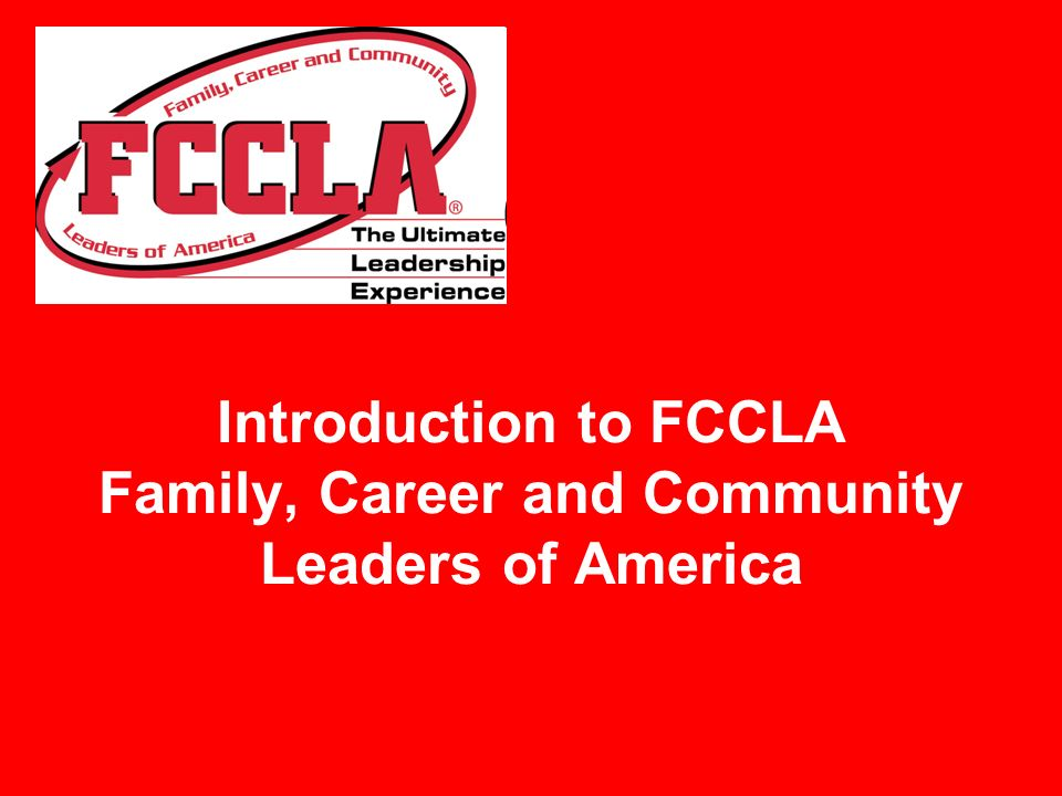 what does fccla stand for