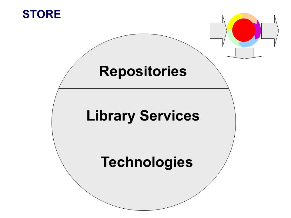 Repositories Library Services