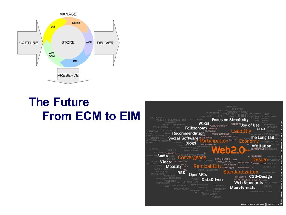 The Future From ECM to EIM