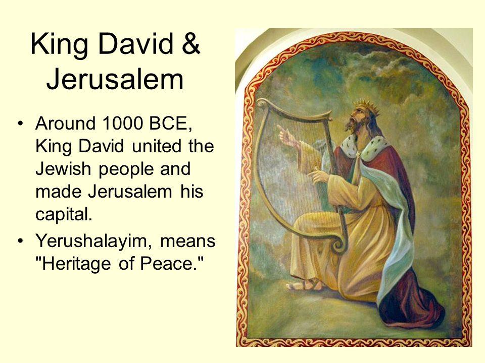 Holy Sites in Jerusalem - ppt video online download