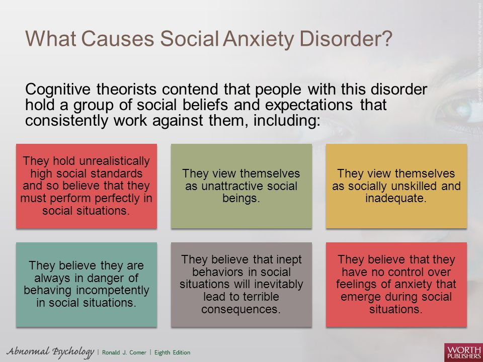 how to help someone with social anxiety disorder
