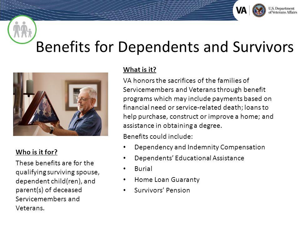 Veterans Benefits Administration - ppt download