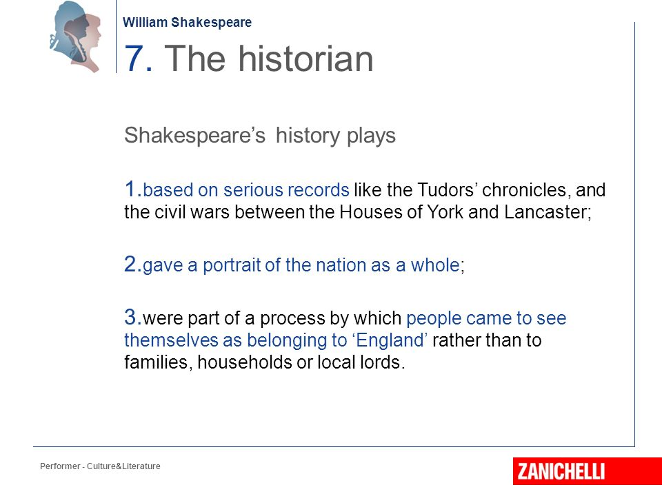 shakespeare the historian richard ii View test prep - shakespeare exam 1 review from engl 3332 at southern methodist university exam review english 3332: shakespeare the historian 3/5/15 exam is 10% of.