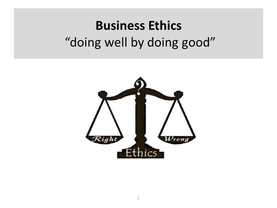 why it is important that people study business ethic essay