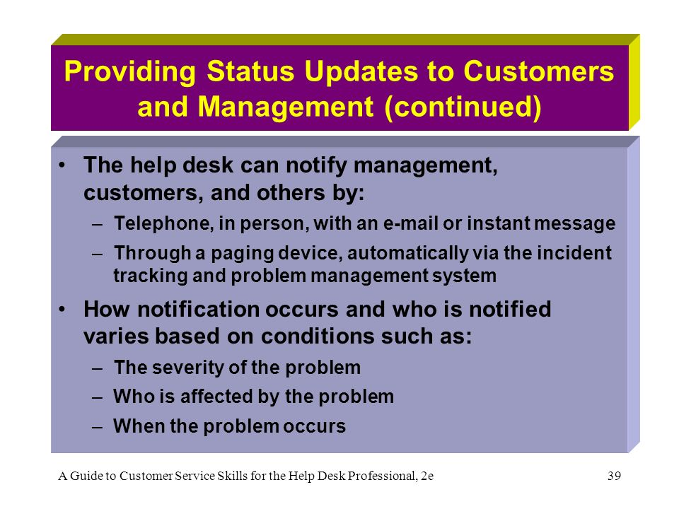 Instant Messages With Others : Chapter solving and preventing problems ppt video