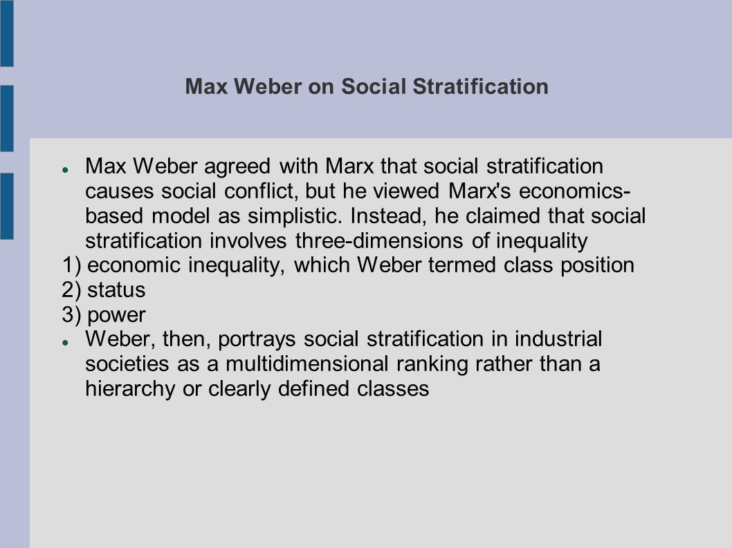causes of social stratification in named How did the social classes compare during the industrial revolution  two new  classes evolved named the middle class and the working class  the working  class most of the effects of the social classes were positive.
