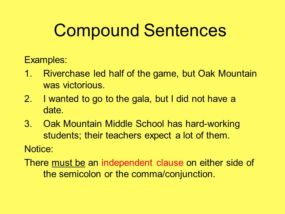 There will be a Sentence Structure Quiz this Friday, November 22nd ...