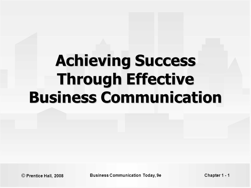 shc31 1 understand why effective communication is Effective communication is critical to any organization and can help it in many ways in fact, communication plays a role in product development, customer relations, employee management .