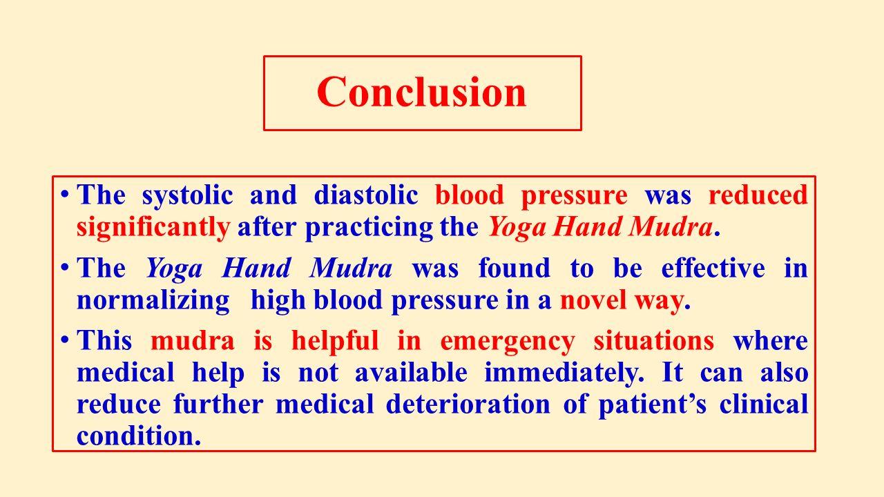 yoga for high blood pressure pdf