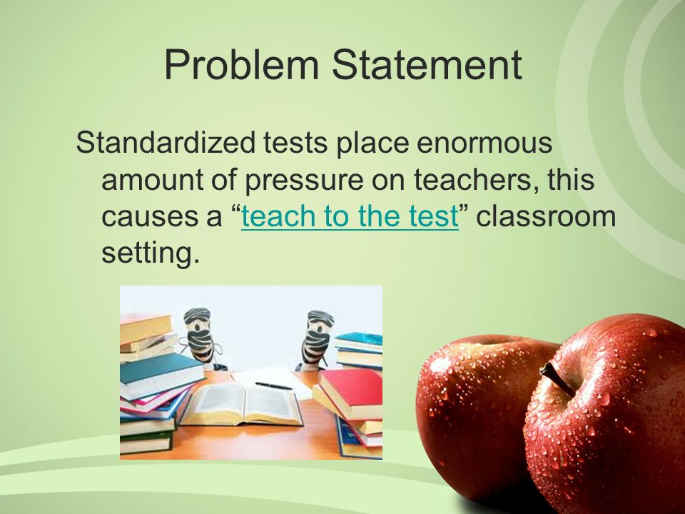 The Pros and Cons of Standardized Tests - ppt download