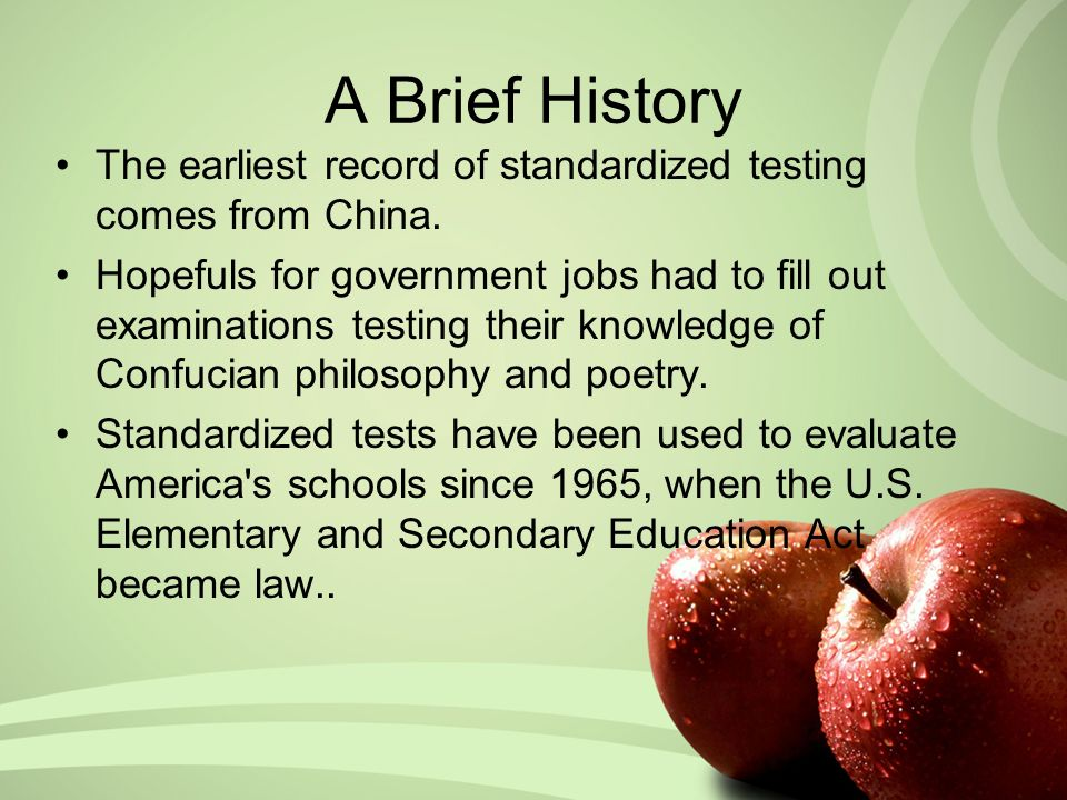the many downsides of standardized testing in schools No child left behind in 2001 took away much academic freedom when it placed so much emphasis on standardized testing according to an oct 1,  tenure makes it costly for schools to remove a teacher with poor performance or who is guilty of wrongdoing.