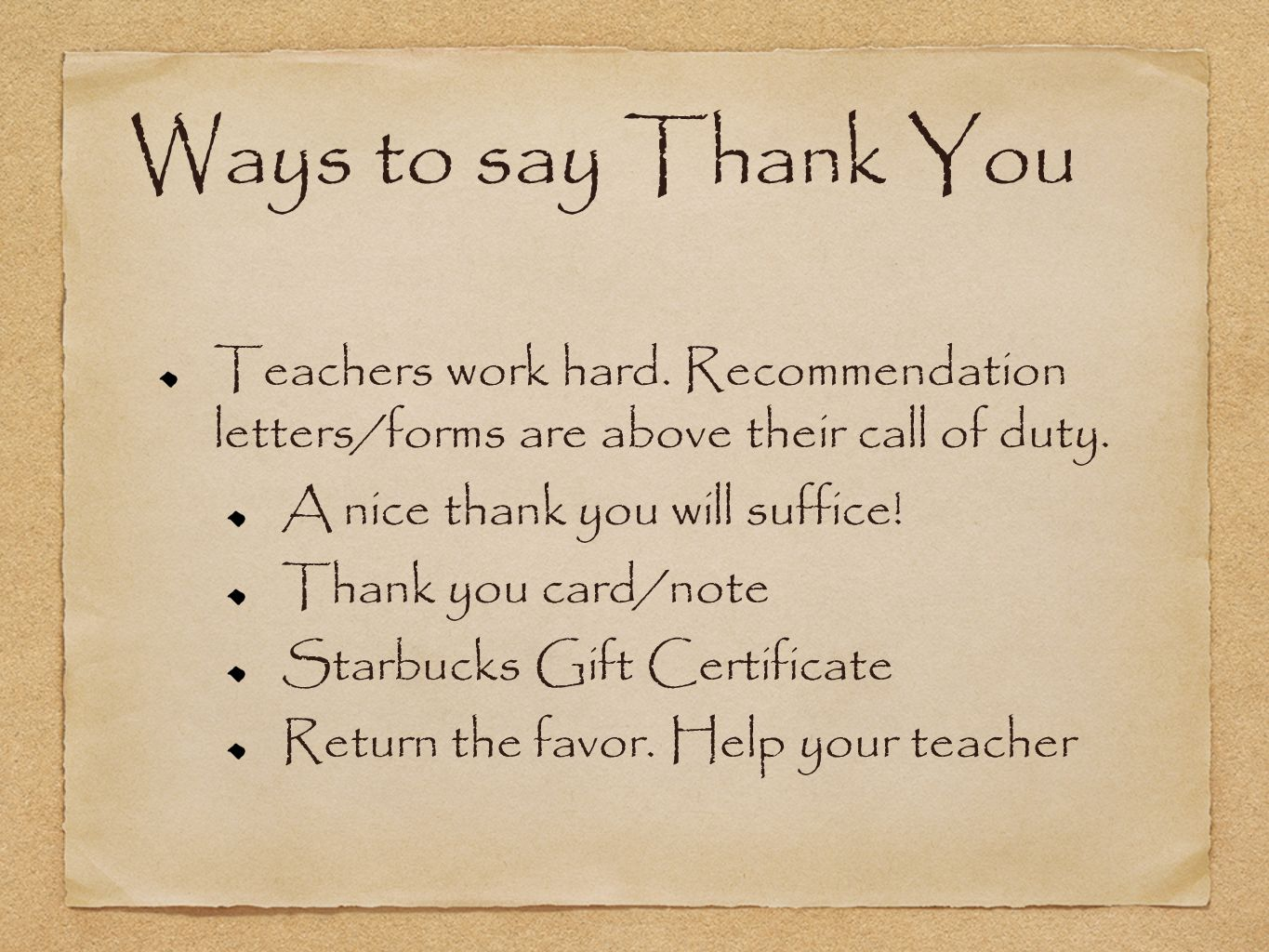 Application process boarding schools prep schools summer ways to say thank you teachers work hard recommendation lettersforms are above their negle Choice Image