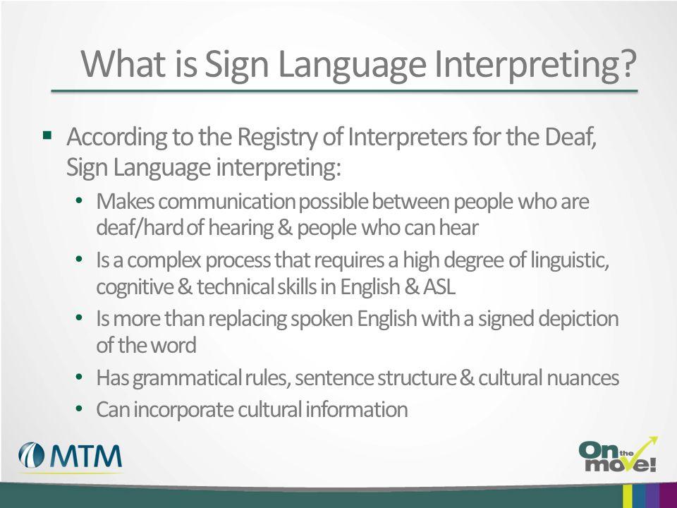 Online Sign Language Certification Information Mandegarfo