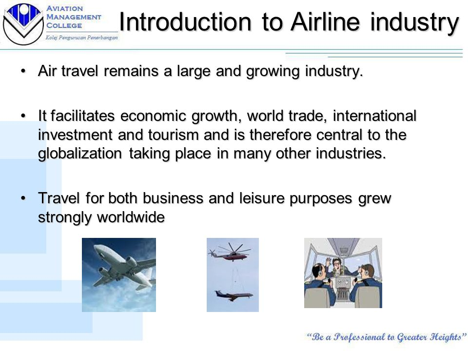 an introduction to in flight aviation complications The history and physics of flight curriculum was designed during the summer of aviation education history and physics of flight introduction of time line project.
