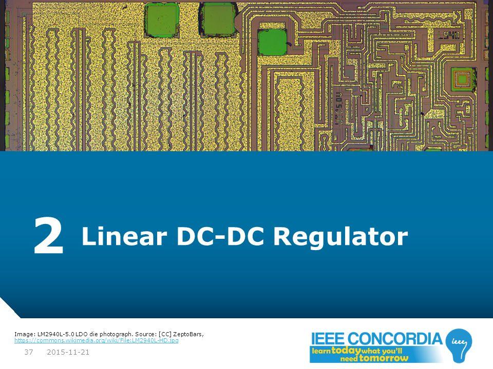 Linear DC-DC Regulator