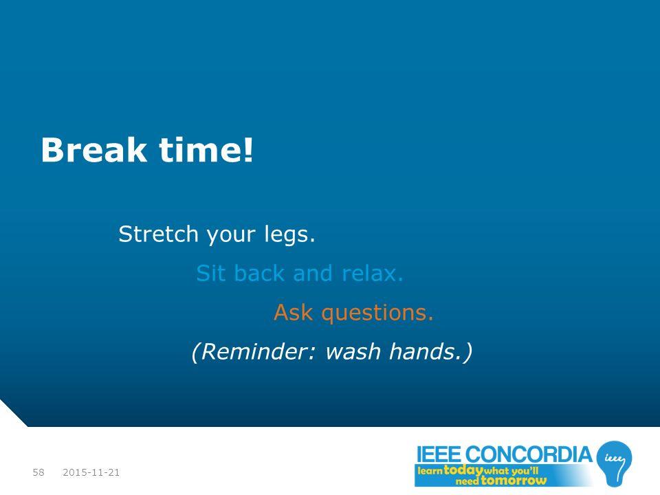 (Reminder: wash hands.)