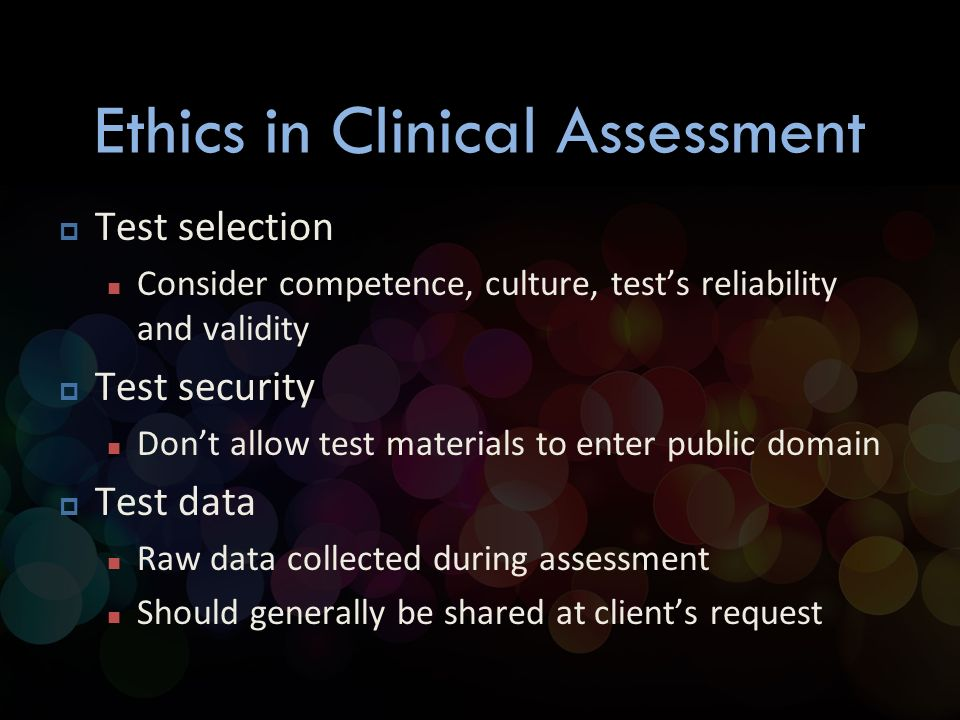 functional analysis of behaviour clinical and ethical issues • identify some issues surrounding research ethics committees and  and in analysis and reporting results these aspects of research behavior, along with adherence to accepted scientific practice, such as honesty in authorship, data collection, analyses and reporting.