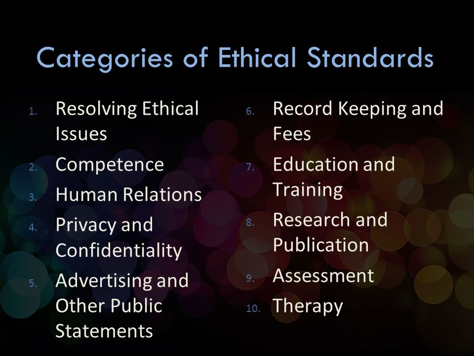 "five ethical standards for researchers Ethical challenges of research 1 • understand the roles of research ethics the ""standards and operational guidance for health related research."
