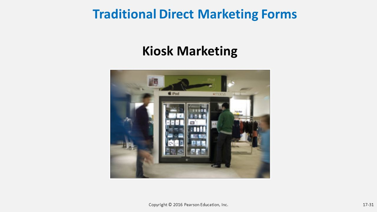 forms of direct marketing pdf