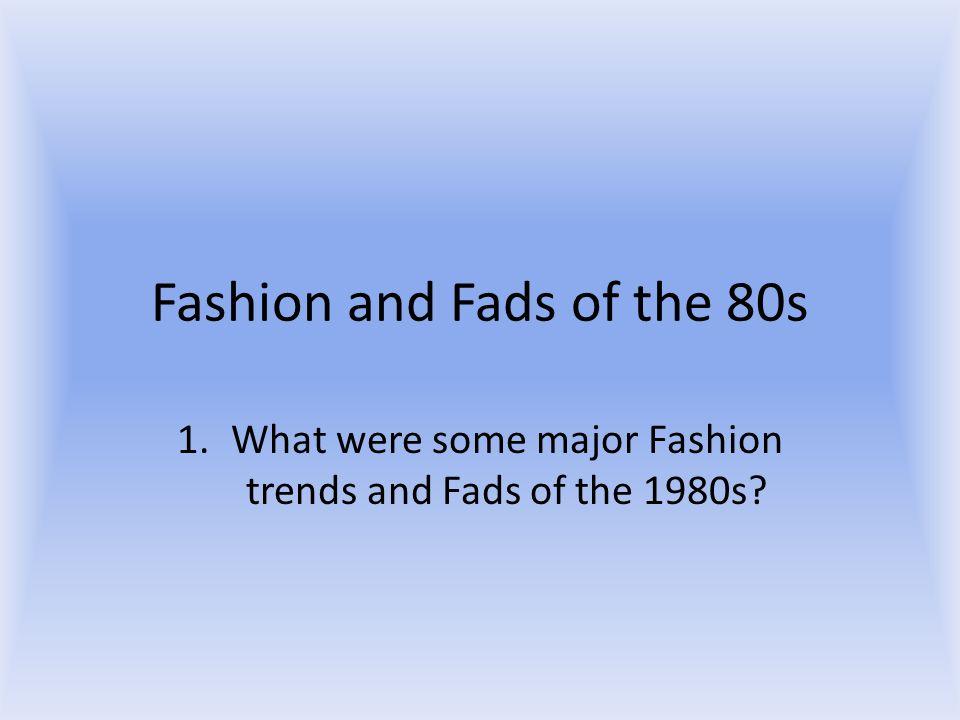 1980s Pop Culture. - ppt video online download - photo #24