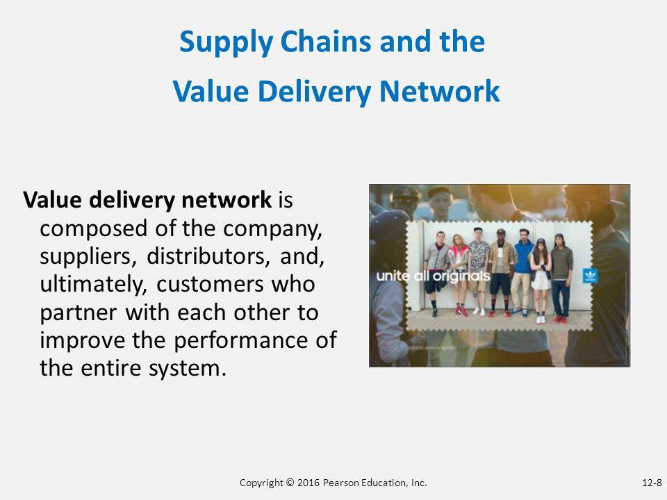 nike value delivery network A value delivery network b mission statement c supporting objectives d profit from bsad 325 at foreign trade at nike, we sell shoes d at creating value for.